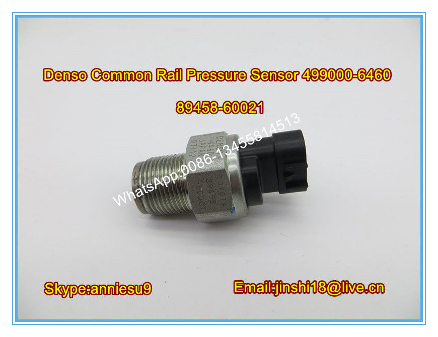 Denso Genuine Common Rail Pressure Sensor 499000-6460 for TOYOTA 89458-60021