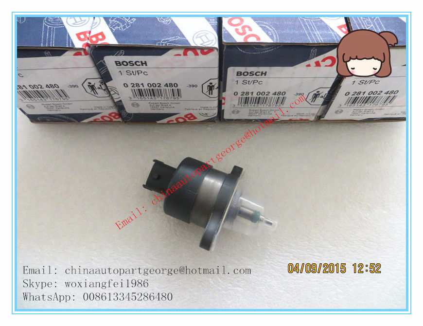 Bosch 0281002480 Pressure Regulator