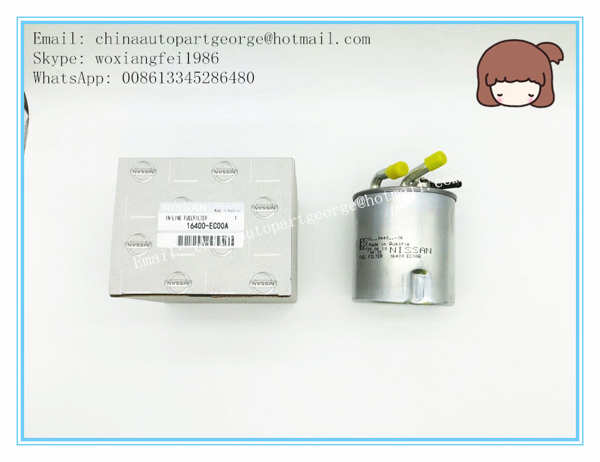 Diesel fuel filter 16400-EC00A for NAVARA, PATHFINDER
