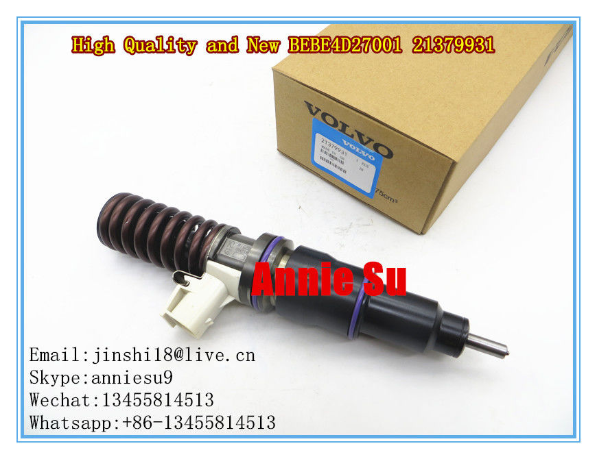 High Quality and New Fuel Electric Unit Injector BEBE4D27001 21379931