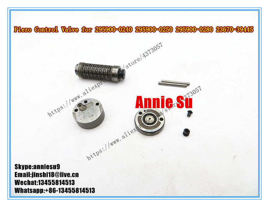 Denso Genuine and New Piezo Injector Control Valve for 295900-0240, 295900-0250, 295900-0280, 23670-39445