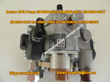 China DENSO HP3 Common rail fuel pump 294000-0610  294000-0611  294000-0617 294000-0618 for HINO factory