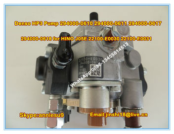 China Denso Original HP3 Common Rail Pump 294000-0610 294000-0611  294000-0617  294000-0618 for factory