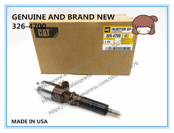 GENUINE AND BRAND NEW DIESEL CAT/ CATERPILLAR  FUEL Injector 326-4700, 32F61-00062 for 320D Excavator