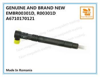 GENUINE AND BRAND NEW DIESEL COMMON RAIL FUEL INJECTOR ASSY EMBR00301D, R00301D, A6710170121