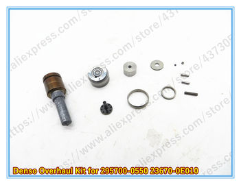 Denso Genuine Common Rail Fuel Injector Overhaul Kit for 295700-0550 23670-0E010