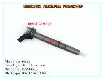 Bosch Genuine Piezo Injector 0445117021, 0445117022 for AUDI, VW FUEL INJECTOR 059130277CD