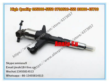 High Quality Common Rail Injector 095000-5550 9709500-555 095000-8310 for Hyundai HD78 3.9L ENGINE