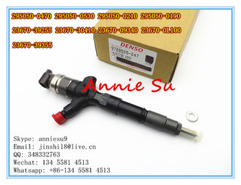 Denso Common Rail Fuel Injector 295050-0470, 295050-0210 for TOYOTA 1KD-FTV 23670-39255, 23670-30410, 23670-39355
