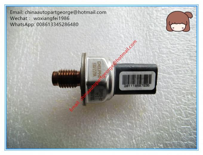 Original and new Common rail pressure sensor 55PP03-02, 9307Z511A, 9307-511A