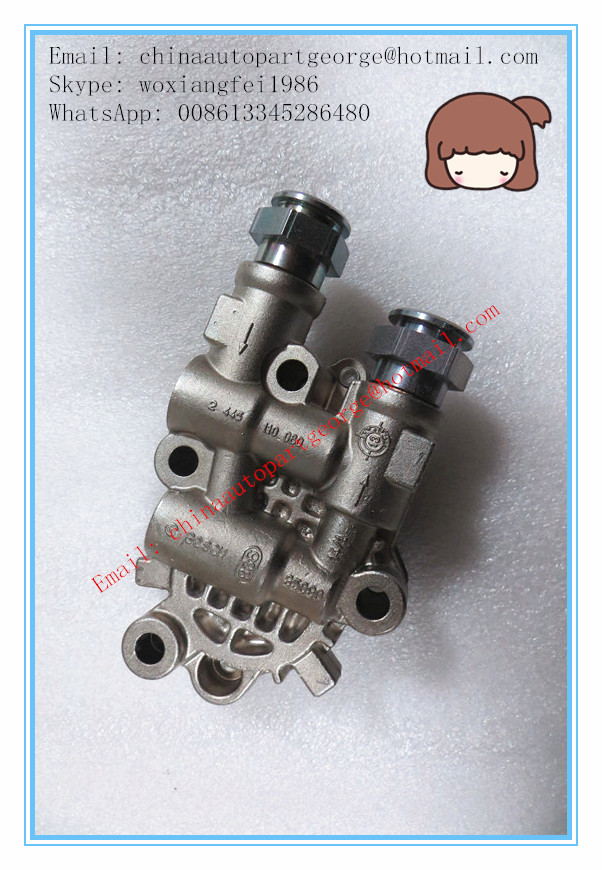 Original and new Gear pump 0440020095 for 0445020007, 0445020175, 0445020185