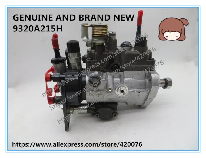 GENUINE AND BRAND NEW DIESEL FUEL PUMP 9320A215H