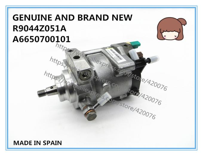 GENUINE AND BRAND NEW DIESEL FUEL PUMP 9044A051A, R9044Z051A, A6650700401, A6650700101, 6650700401, 6650700101