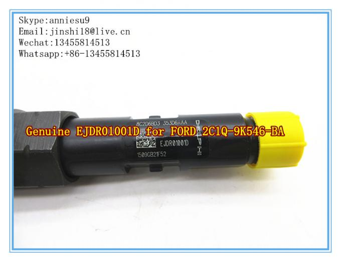 Delphi Genuine Common Rail Injector R01001D EJDR01001D for FORD 2C1Q-9K546-BA