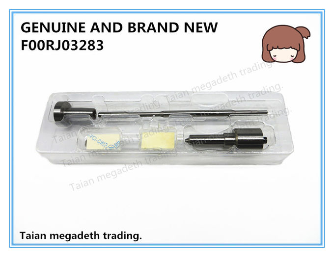 GENUINE AND BRAND NEW COMMON RAIL FUEL INJECTOR OVERHAUL KIT F00RJ03283 FOR 0445120170, 0445120224